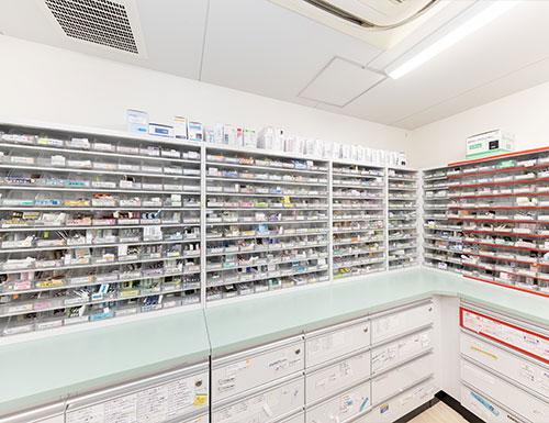 処方せん調剤業務